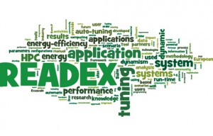 READEX tag cloud